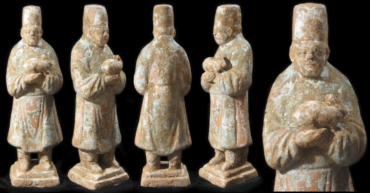 Asian Artifacts ancient resource: tang and ming dynasty artifacts from china