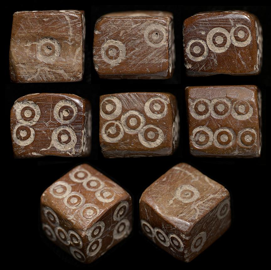 Ancient Gambling
