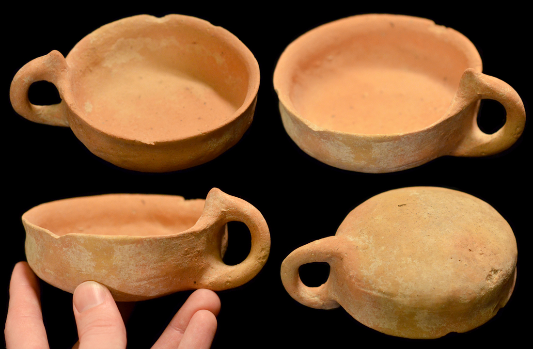 Ancient Resource Biblical Period Pottery Artifacts From