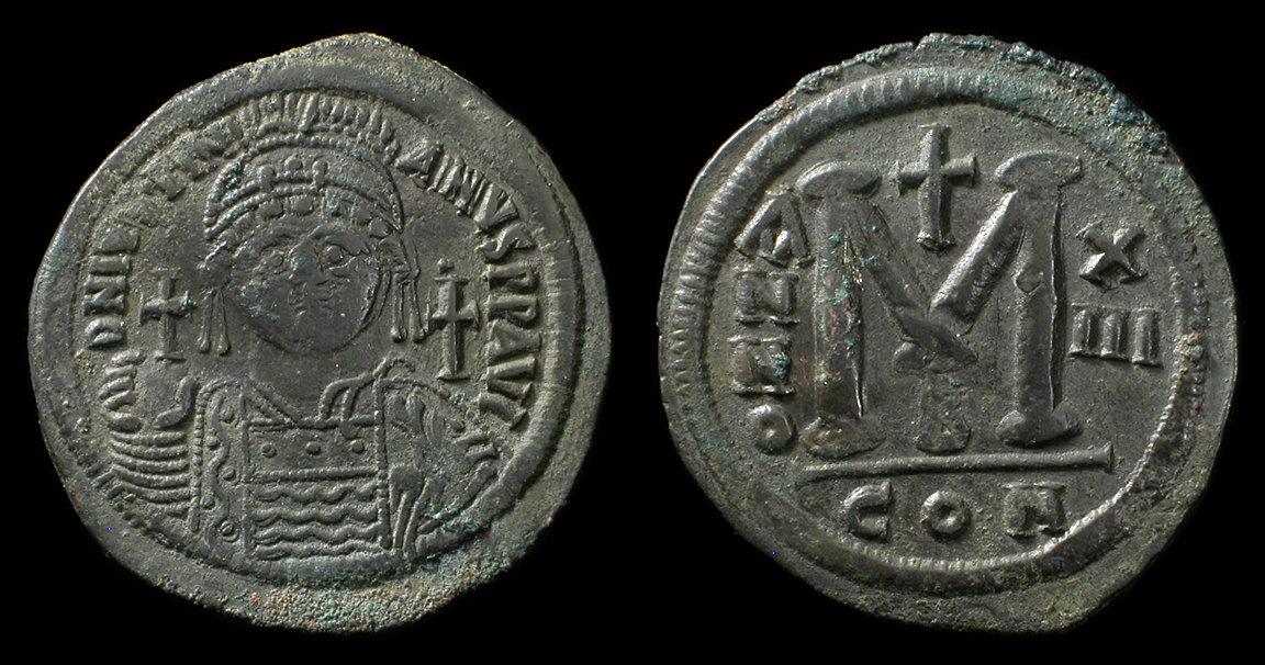 Ancient Resource Byzantine Bronze And Silver Coins For Sale