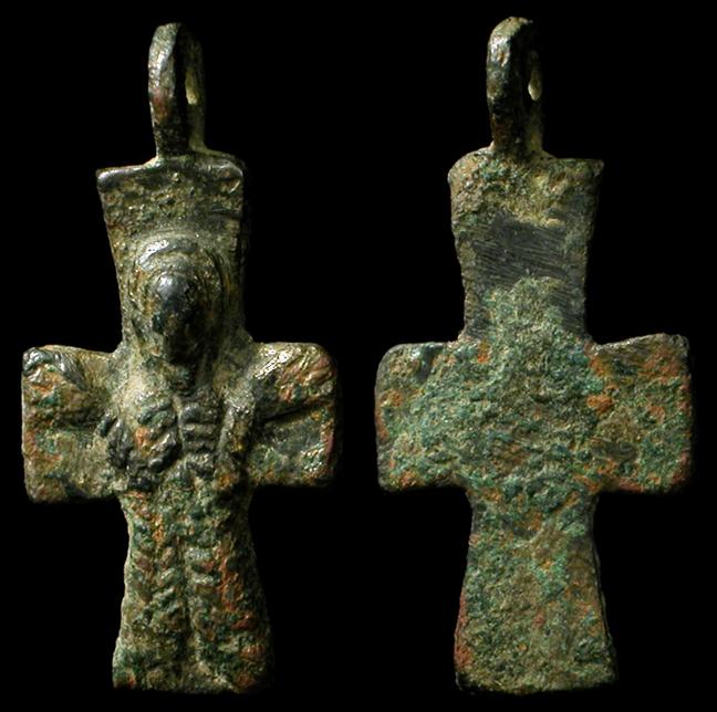 Croix médiévale 03* Cross-9686