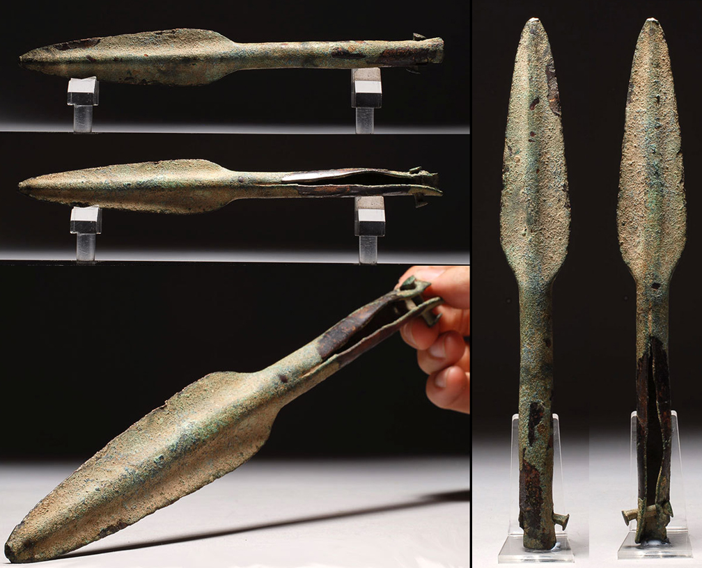 Ancient Resource: Authentic Ancient Celtic Weapons for Sale