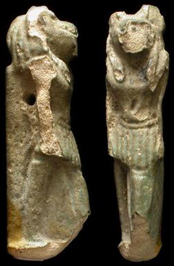 Amuletos, arte y magia en el Antiguo Egipto - Página 3 Sekhmet-478c
