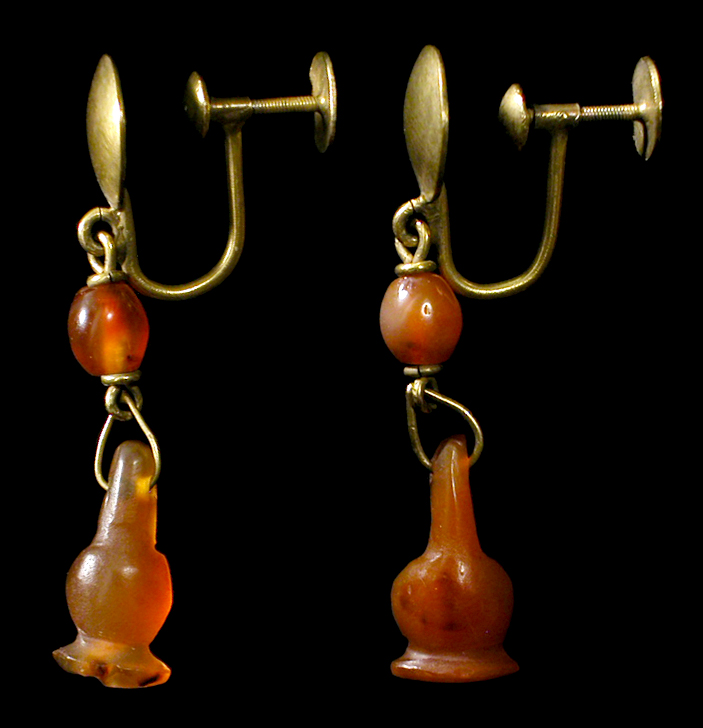 dsc teardrop collection ancient bronze copper egyptian earrings jewelry collections silver