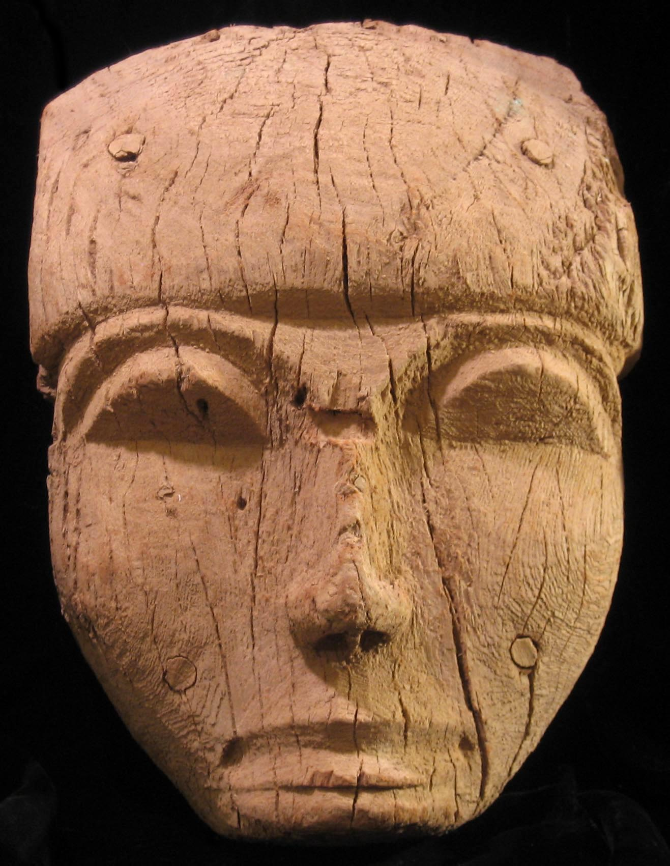 egyptian masks templates - egyptian burial masks