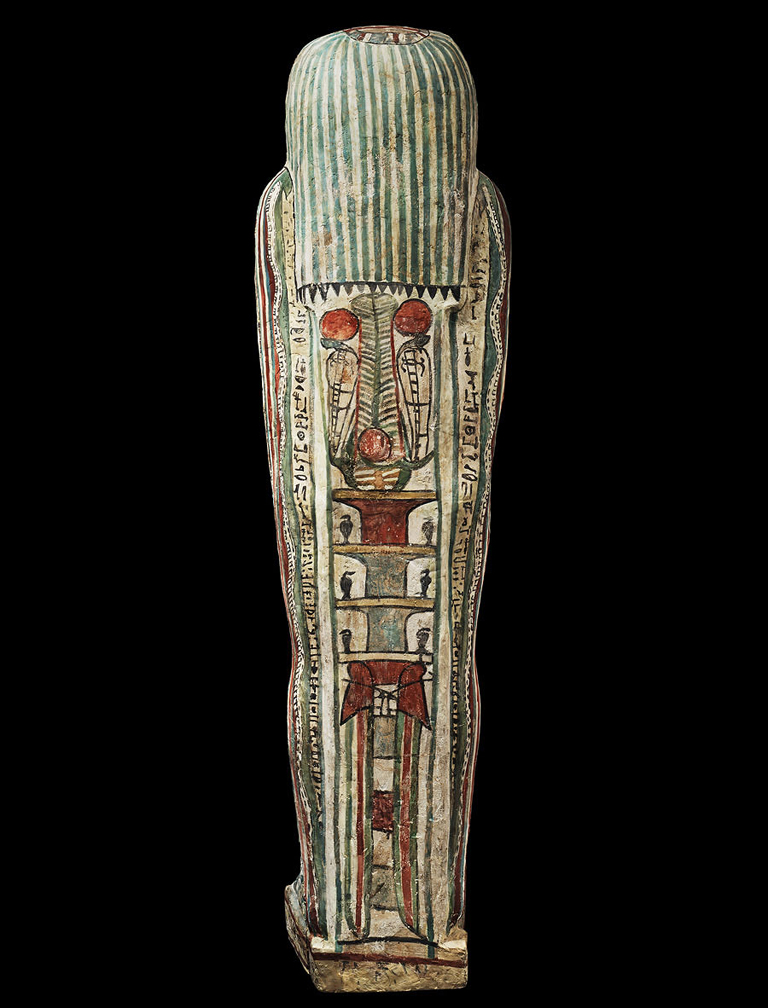 Ancient Resource: Ancient Egyptian Sarcophagus