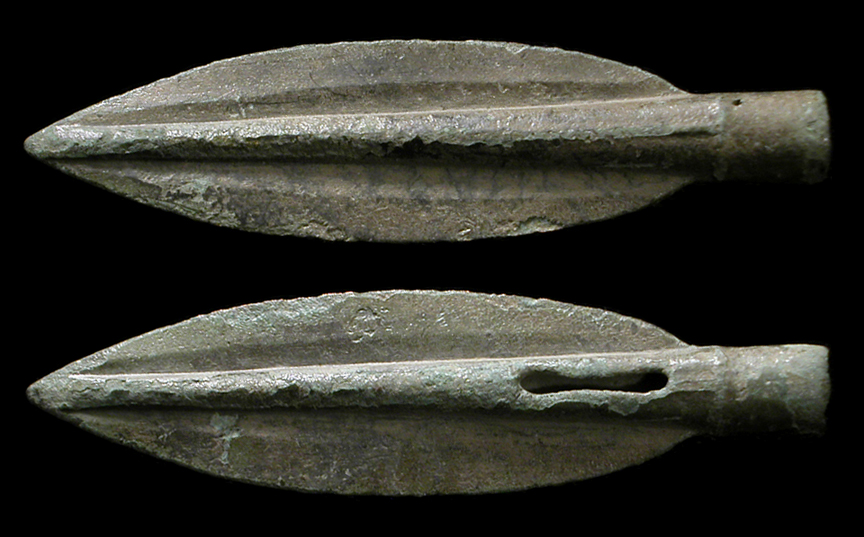 Resource Ancient Greek Weapons Spearheads And Arrow Heads