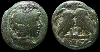 Ancient Resource Athens Greece Coins For Sale Athena And