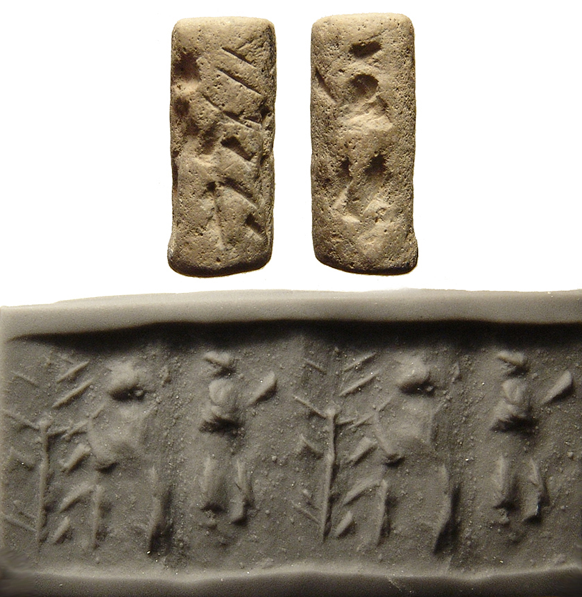 Ancient Resource: Cylinder Seals for Sale--Sumerian ...