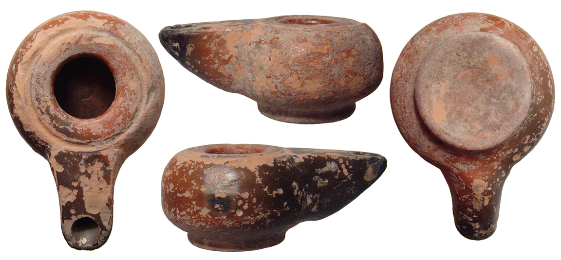Ancient Resource Ancient Greek Oil Lamps For Sale