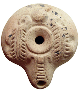 Ancient Egyptian Oil Lamps