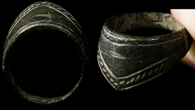 Ancient Resource: Ancient Roman and Medieval Archers' Rings for Sale