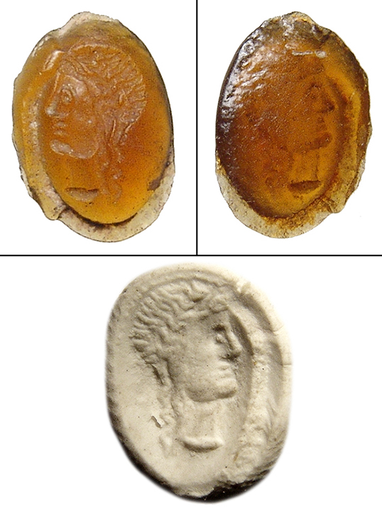 2ac4883067dbf Ancient Resource: Ancient Roman, Persian, Sasanian Intaglios for Sale