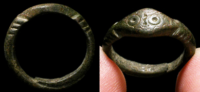 Ancient Roman Wedding Rings