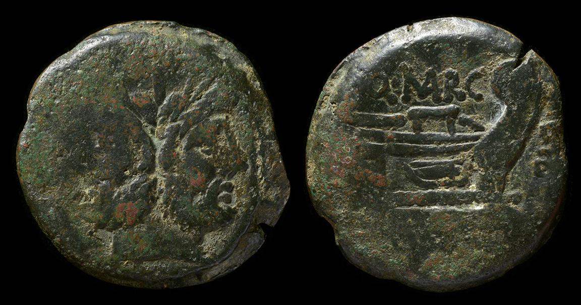 Denarius, Republic To Empire 28-g Julius Caesar Roman Coin Roman Empire