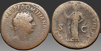 Ancient Resource: Inexpensive Ancient Roman Coins for Sale