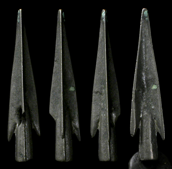 ancient resource  ancient roman weapons  arrowheads and